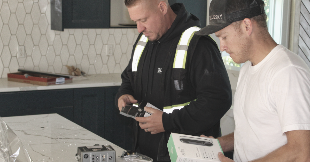 Upgrading to a Smart Home | Bluesky Electrical HVAC Contracting & Design