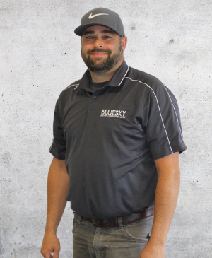 Nate Selin, Owner and Founder | BLUESKY Electrical HVAC Contracting & Design